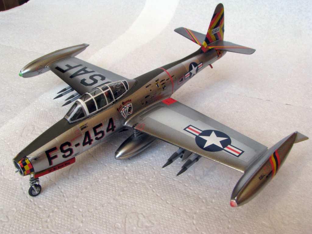 1:72 Hobby Boss F-84G Thunderjet by Pawel