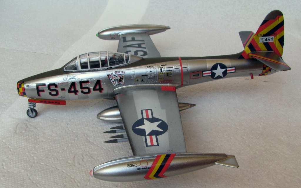 1:72 Hobby Boss F-84G by Pawel